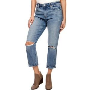 NWT Lucky Rand Tomboy Distressed Boyfriend Jeans